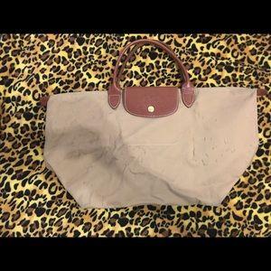 Longchamp large bag